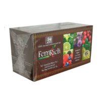 Чай FemRich Assorted (Ассорти), цейлонский, пакетированный, 5х5х2 г, 50 г