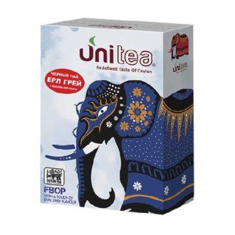 Чай Unitea Earl Grey FBOP Black tea (Эрл Грей), цейлонский, 200 г