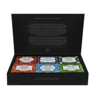 Чай JAF Season's Greetings Collection (Сезонные поздравления), цейлонский, 6×30 г, 180 г