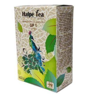Чай Halpe GP1 Green (Пушечный порох), цейлонский, 100 г