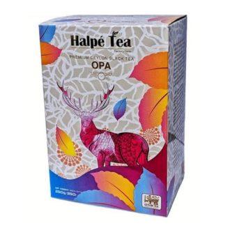 Чай Halpe OPA (ОПА), цейлонский, высокогорный, 100 г