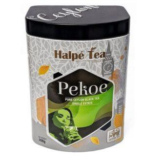 Чай Halpe Pekoe (Пекое), цейлонский, высокогорный, 100 г