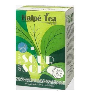 Чай Halpe SourSop Green (Саусеп), цейлонский, 100 г