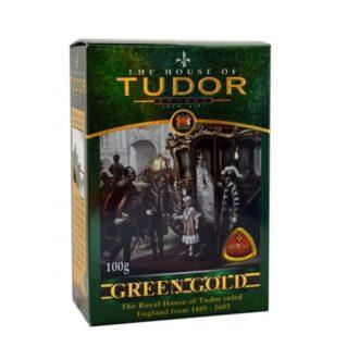 Чай Tudor Green Gold Tea (Зеленое Золото), китайский, 100 г