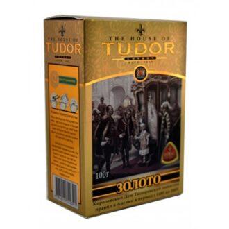 Чай Tudor Gold Tea (Золото, Крупнолистовой), цейлонский, 250 г