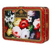 """Черный цейлонский чай """"Цветочная шкатулка Red"""", с лепестками цветов"""