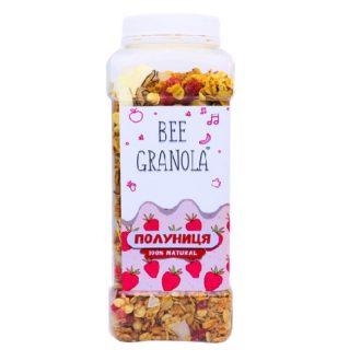 Bee Granola Гранола (Полуниця), Украина, 500 г