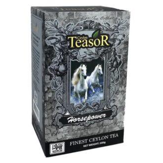 Чай Teasor HorsePower Pekoe (Кінська сила), цейлонский, 300 г