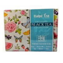 Чай Halpe Exclusive Black Tea Collection (Коллекция Halpe), цейлонский, пакетированный, 6x8x2 г, 96 г