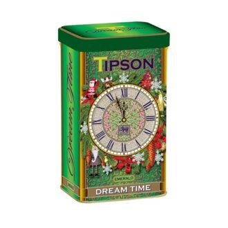 Чай Tipson Dream Time Emerald (Смарагд), цейлонский, 100 г