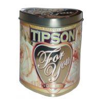 Чай Tipson коллекция For You Gold (Золото), цейлонский, 100 г