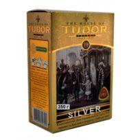 Чай Tudor Silver Earl Grey Tea (Серебро, Бергамот), цейлонский, 250 г