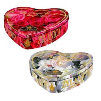Чай Zylanica Lovers Hearts Super Pekoe (Влюбленные сердца), цейлонский, 2x100 г, 200 г