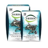 Чай Thurson Ceylon OPA Big Leaf Black Tea (Цейлон ОПА), цейлонский, 250 г