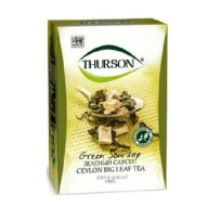 Чай Thurson Soursop Ceylon Big Leaf Green Tea (Саусеп зеленый), цейлонский, 250 г