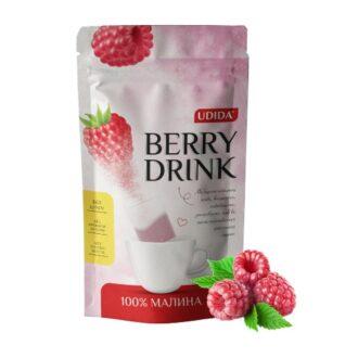 Чай UDIDA Berry Drink (Малина 100%), Україна, 12х4 г, 48 г