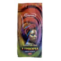 "Кофе Capton ""ETHIOPIA"", 100% Арабика, в зернах, Украина"