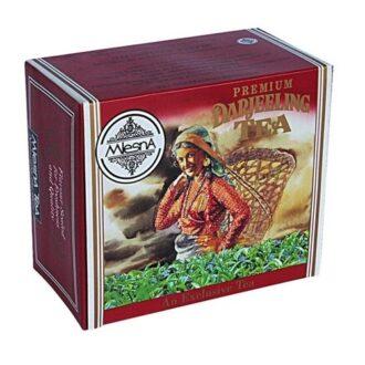 Чай Mlesna Darjeeling (Дарджилинг), пакетированный, 50 х 2 г, 100 г