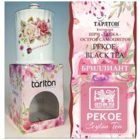 Чай Tarlton Pekoe Tea (Пекое Бриллиант), цейлонский, 100 г