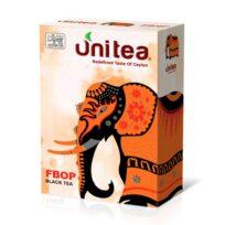 Чай Unitea FBOP (ФБОП c типсами), цейлонский, 250 г