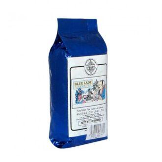 Чай Mlesna Blue Lady Greeen Tea (Блю Леди), цейлонский, 100 г