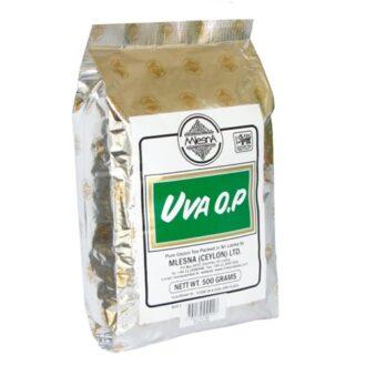 Чай Mlesna UVA O.P. Pure Ceylon Black Tea (Ува), цейлонский, 500 г