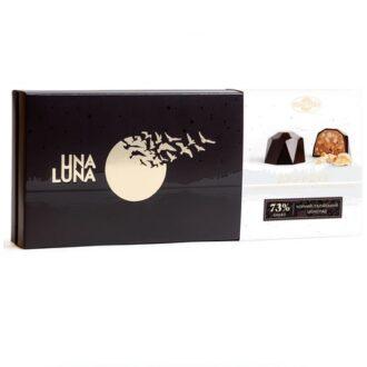 """Шоколадні цукерки Una Luna """"Джандуя"""", Україна, 115 г"""